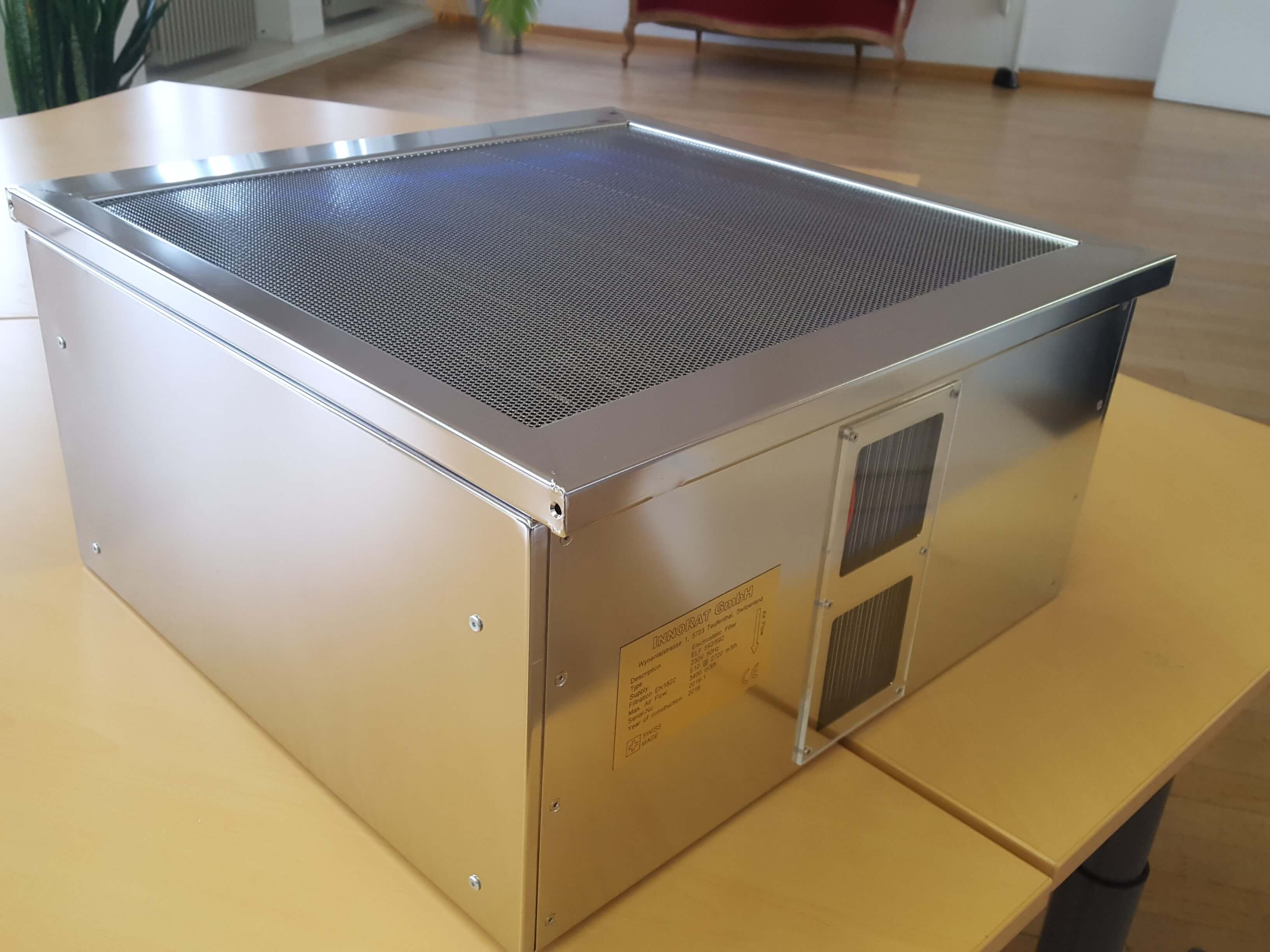 Clean Air Enterprise Filter