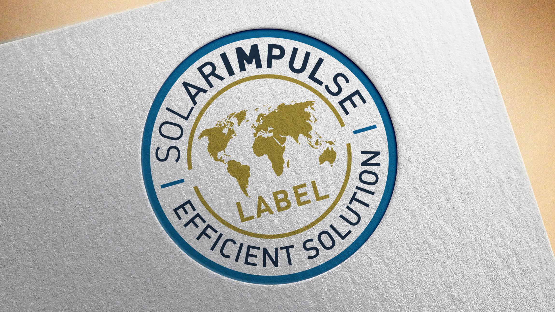Clean Air Enterprise Solar Impulse Label