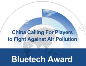 Bluetech Award Clean Air Enterprise