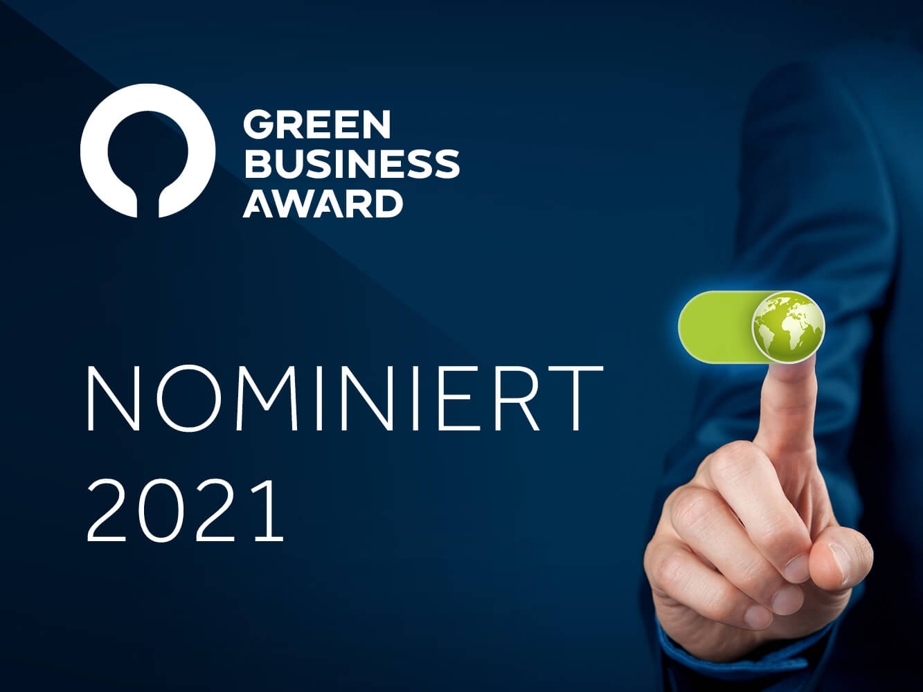 Nomination Clean Air Enterprise «Green Business Award»